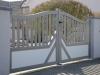 portail aluminium design
